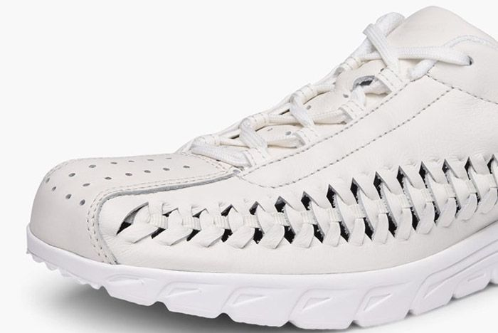Nike Mayfly Woven Leather 9