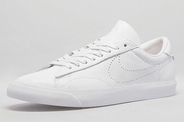 Nike Tennis Classic Ac Premium White 1