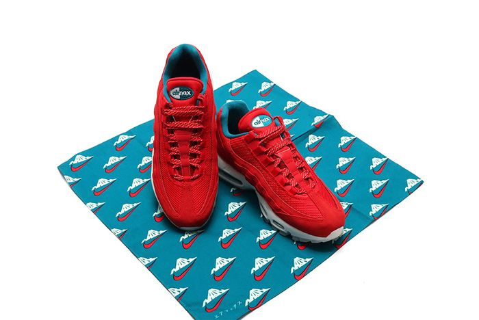 Nike Air Max 95 Mt Fuji Ct3689 600 Cloth