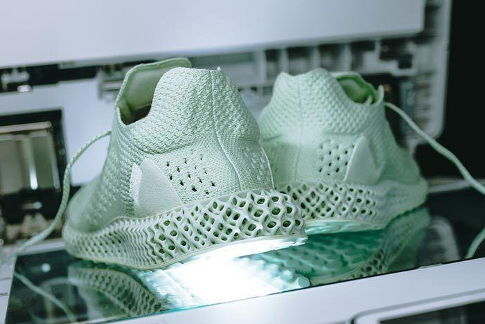 Daniel Arsham Adidas Futurecraft 4 D 12