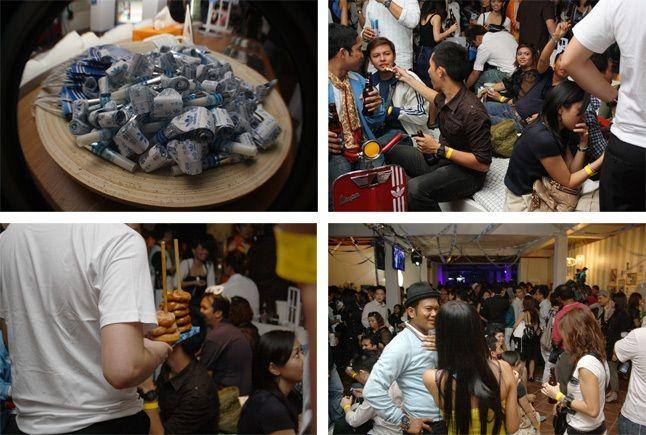 Adidas 60 Years Party Singapore 11