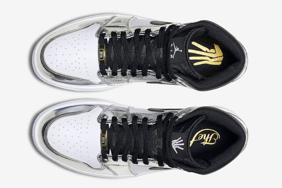 Air Jordan 1 4 1 Sneaker Freaker