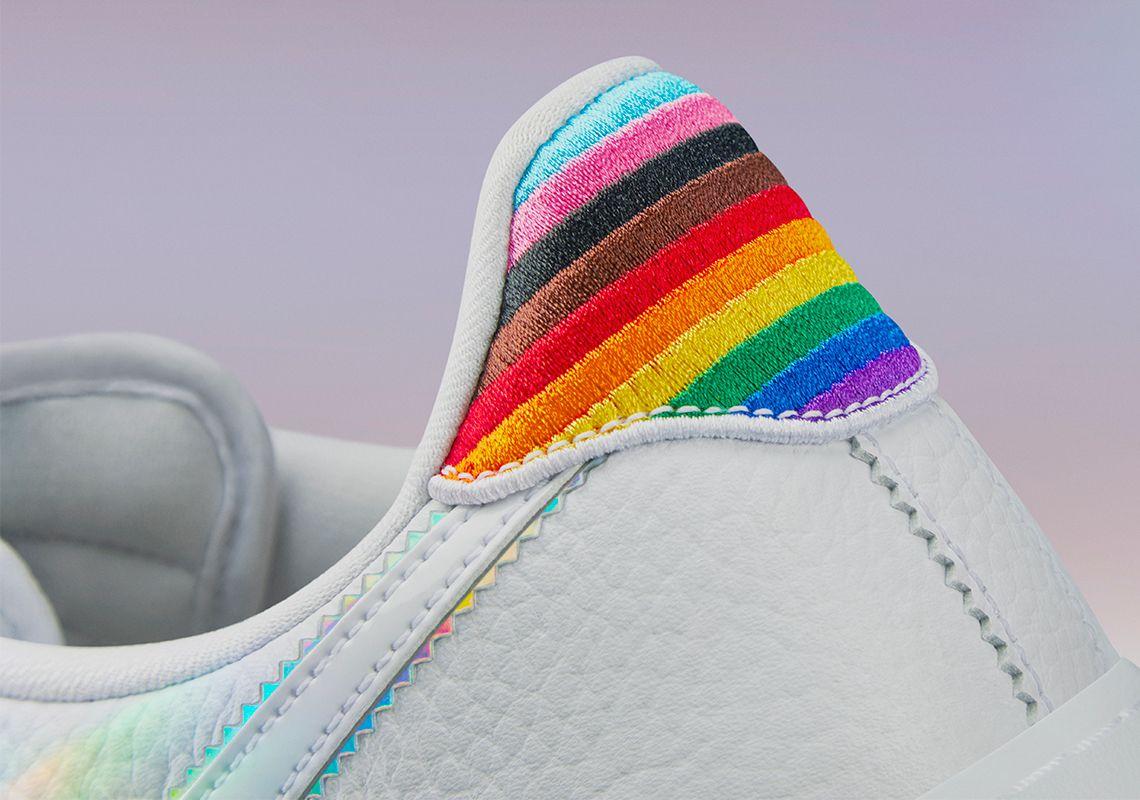 Nike BeTrue Air Force 1 Heel