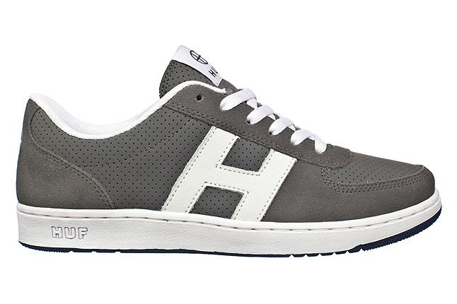 Huf Fall 2012 Footwear 1984 Gray Gray Perf 1