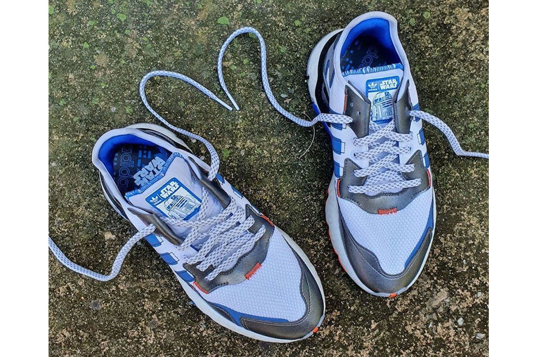 Star Wars Adidas Nite Jogger R2 D2 Release Date 3