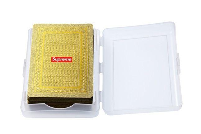 Supreme Gold Deck Cards 2