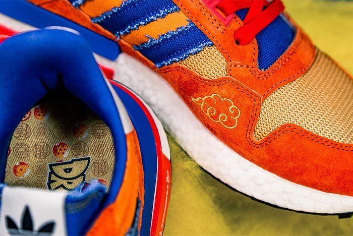 Adidas D97046 Zx500 Dragonball Z Son Goku 5