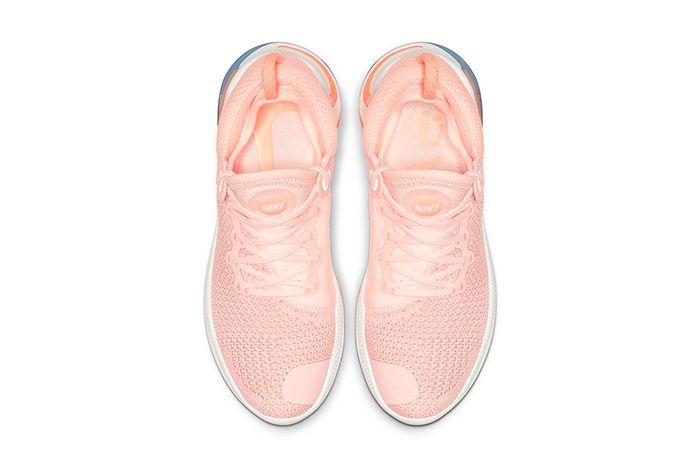 Nike Joyride Run Flyknit Sunset Tint Aq2731 601 Release Date Top Down