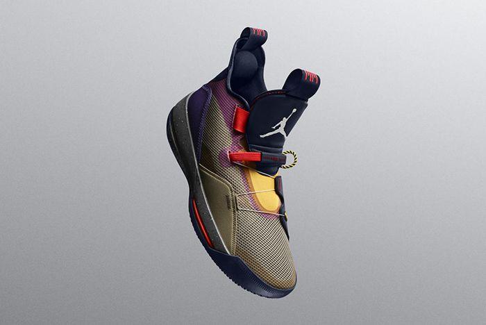 Air Jordan 33 Visible Utility 1
