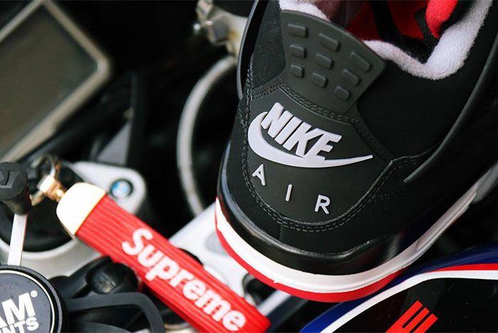Air Jordan 4 Bred Release Date 4