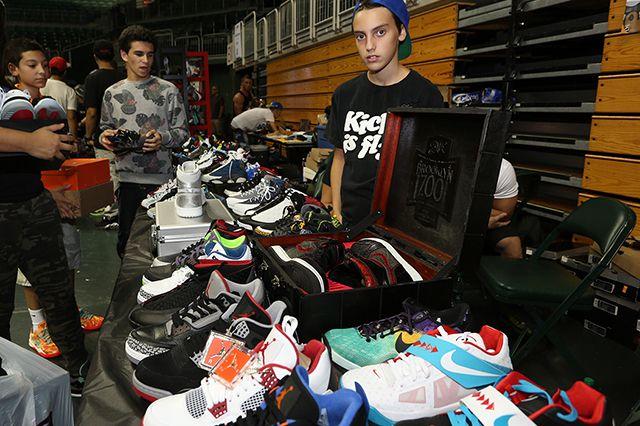 Sneaker Con Miami 201313