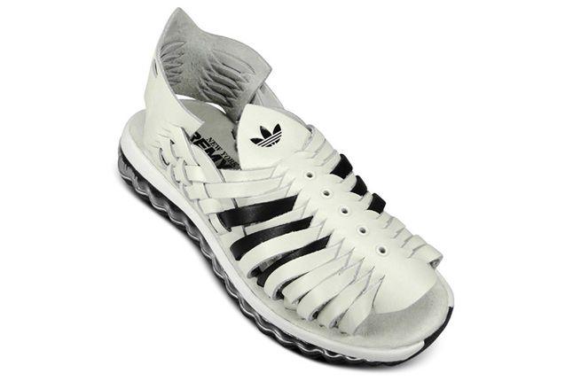 Jeremy Scott X Adidas Js Mega Softcell Sandal 3 1