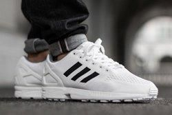 Adidas Zx Flux Superstar White Thumb