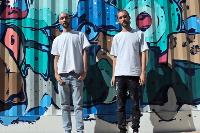 Boxpark Live Graffiti– Sobek Sicks Ha 1