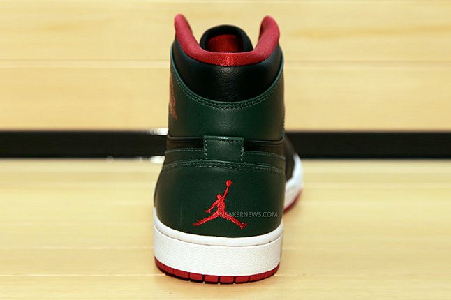 Air Jordan 1 Gucci Heel 1