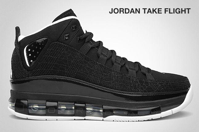 Jordan Take Flight Black 3