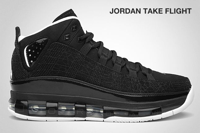 Jordan Take Flight Black 3