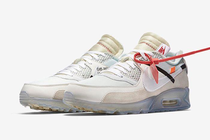 Virgil Abloh X Nike The Ten Sneaker Freaker 6