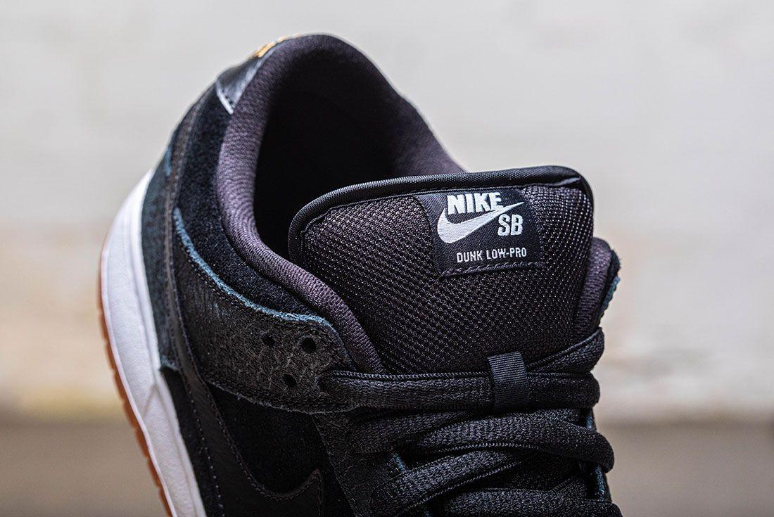 Nike Sb Dunk Tongue Padded