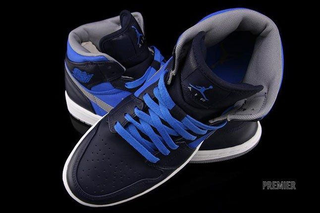 Air Jordan Phat Blue Obsidian 1