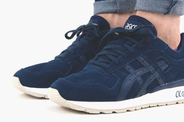 Asics Gt Ii Suede Pack 4
