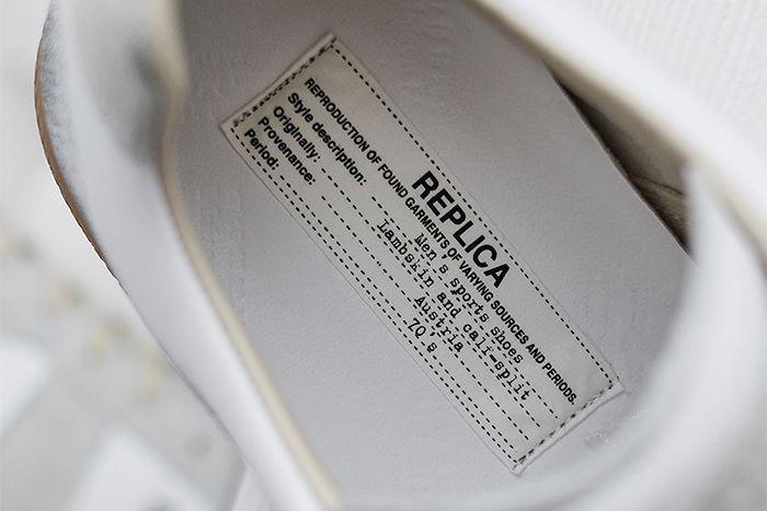 End Maison Margiela Replica Sneaker Graffiti Release Date Insole