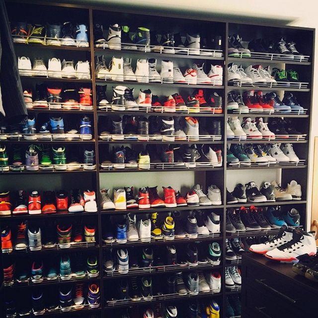 Sneaker Room Ray Allen 1