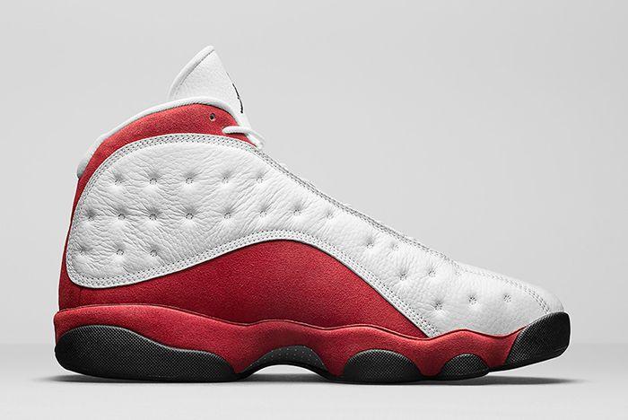 Air Jordan 13 True Red4