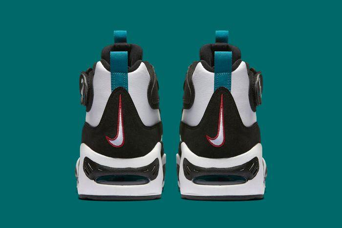 Nike Air Griffey Max 1 White Black Freshwater4