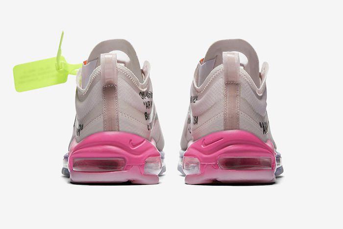 Off White Nike Air Max 97 Serena Queen 9