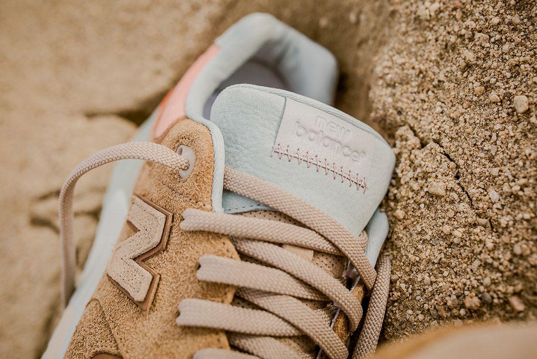 Packer Shoes New Balance 999 Tan 1