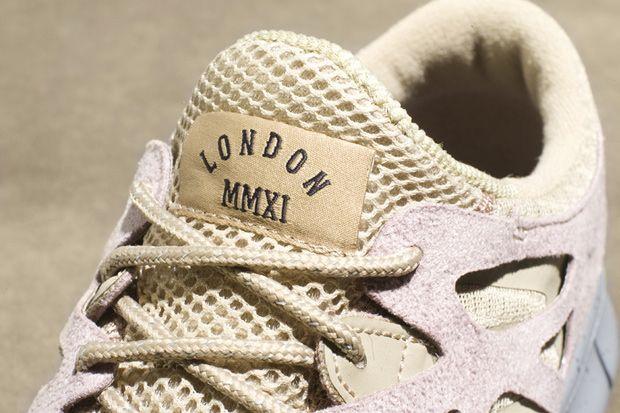 Nike Free Run 2 City Pack Tongue