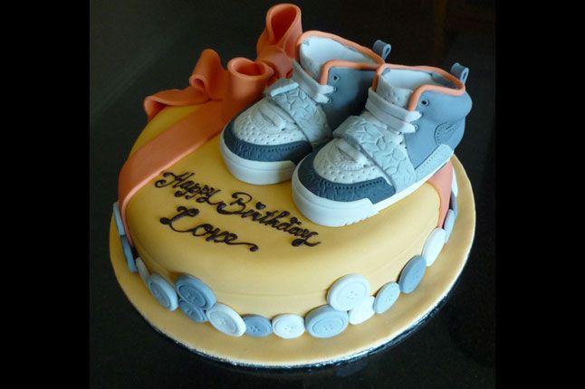 Sneaker Freaker Sneaker Cakes Nike Air Yeezy 1