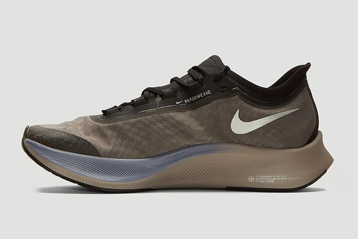 Nike Zoom Fly 3 Grey Medial