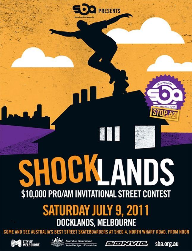 Shocklands 1
