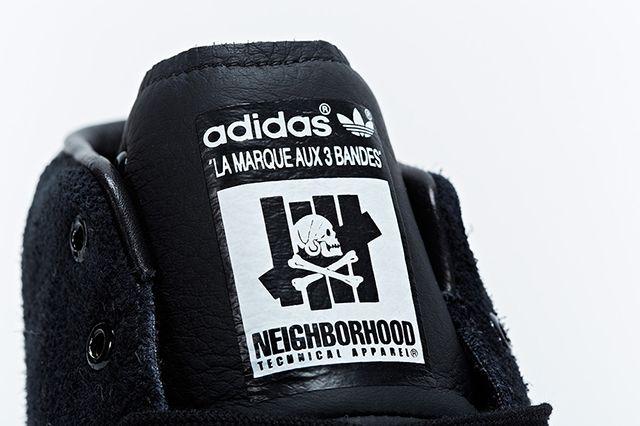 Neighborhood X Undftd X Adidas Consortium 2