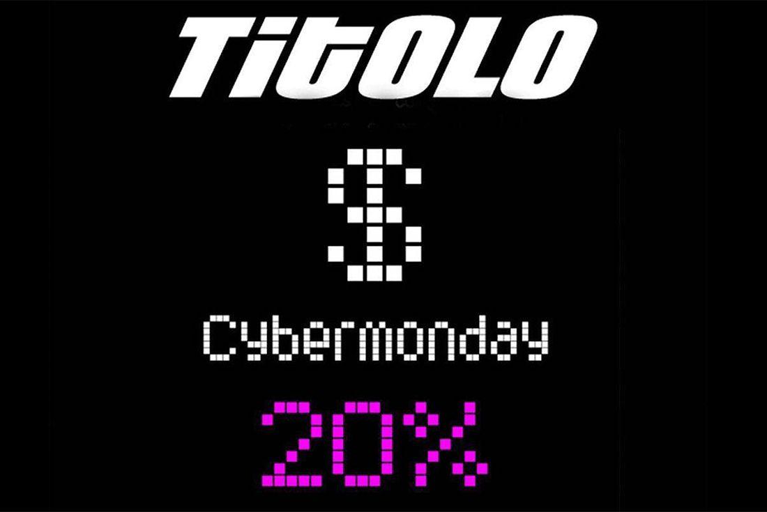 Cyber Monday Titolo