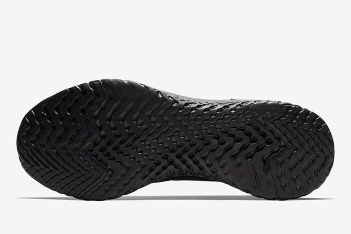 Nike Epic React All Black 1