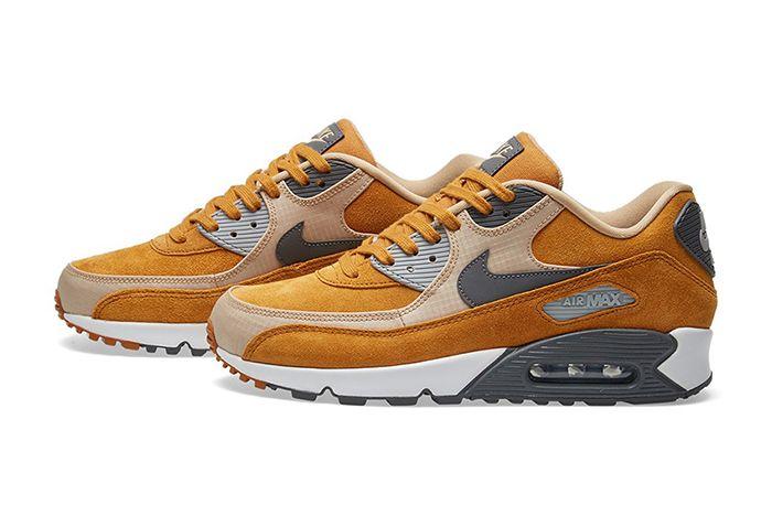 Nike Air Max 90 Premium (Desert Ochre) - Sneaker Freaker