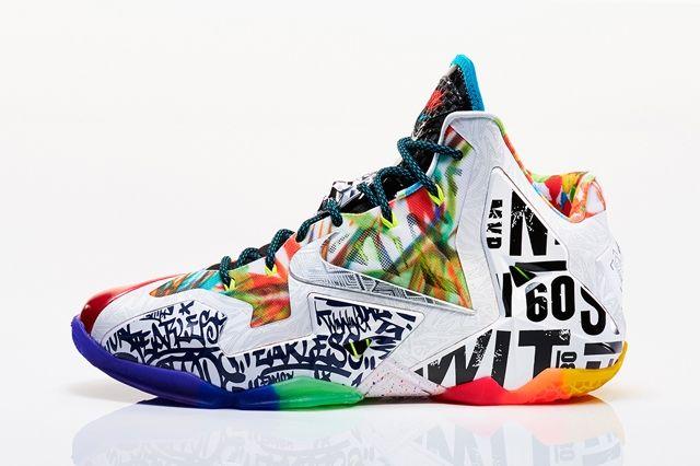 Nike Lebron 11 What The 2