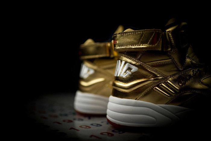 Ewing Athletics Eclipse Gold Medal 1