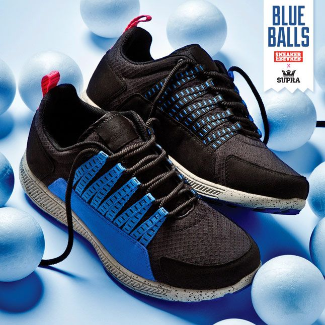 Supra Sneaker Freaker Blue Balls Web Release 2
