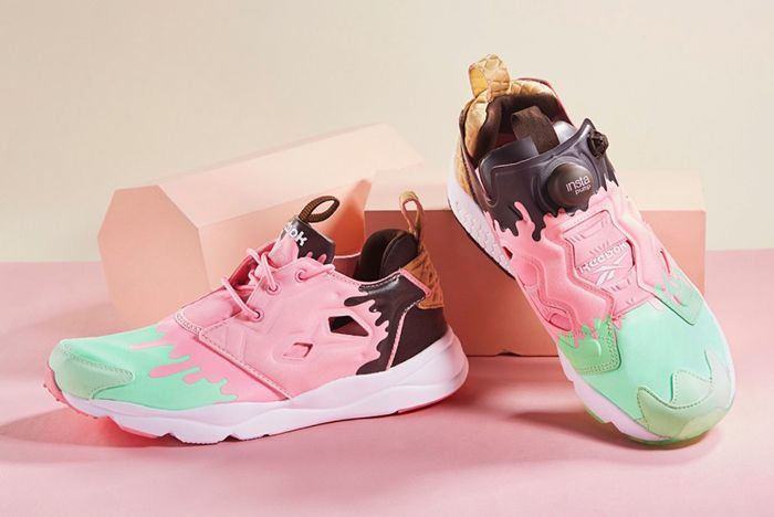 Reebok Insta Pump Fury Ice Cream