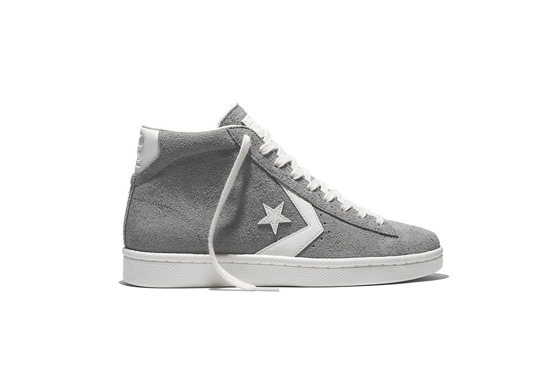 Converse Pro Leather 76 Vintage Suede Pack 6