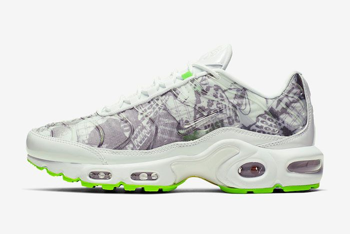 Nike Air Max Plus Lx Bq4803 100 Lateral