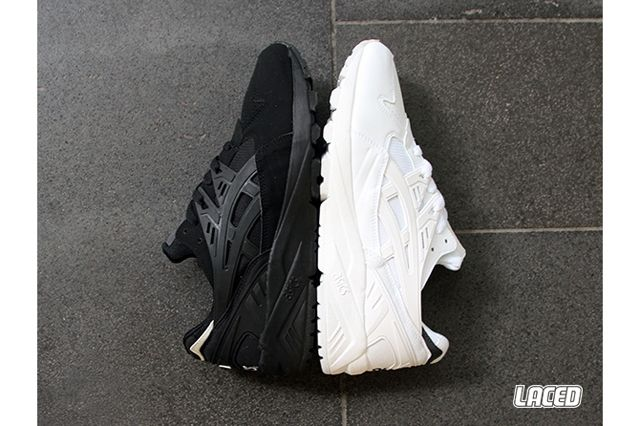 Asics Gel Kayano Trainer Monotone Pack 4
