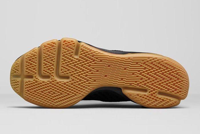 Nike Kd8 Ext Gold Black Woven Bump 2