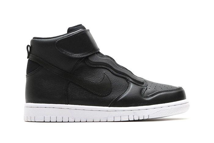 Nike Dunk Hi Ease Womens Black 3