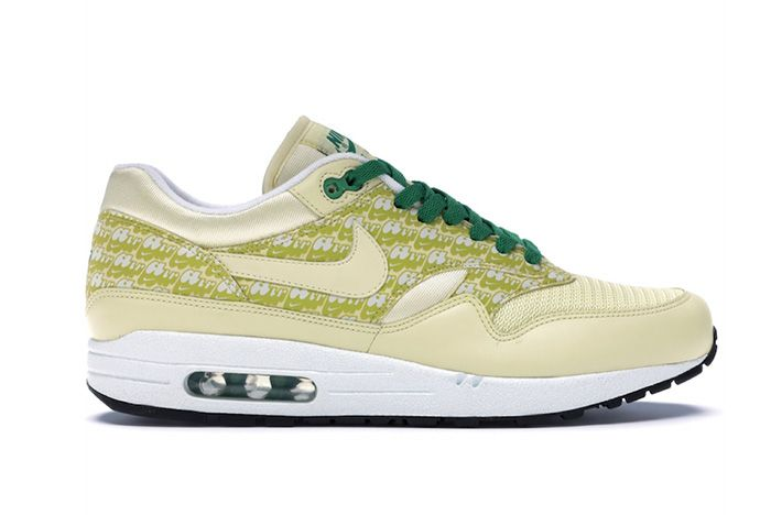 Nike Air Max 1 Lemonade 2020 Release Date Side