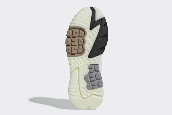 Adidas Nite Jogger Footwear White 6